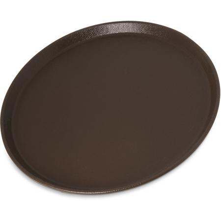 """1400GR2076 - Griptite 2 Round Tray 14"""" - Brown"""