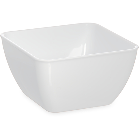 DXSB1202 - Square Bowl 12 oz (48/cs) - White