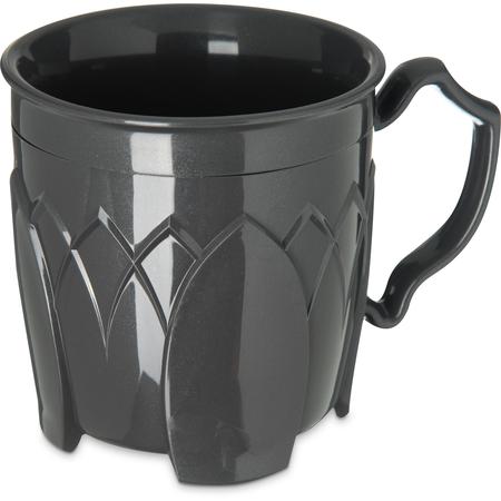 DX500044 - Fenwick Insulated Mug 8 oz (48/cs) - Graphite Grey