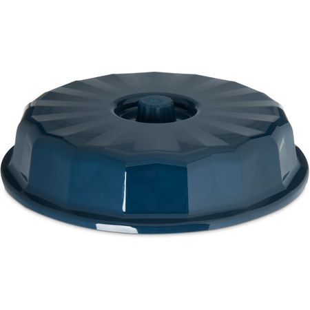 "DX9400B50 - Tropez Entree Dome, High-Temp 9-1/2""D (12/cs) - Dark Blue"