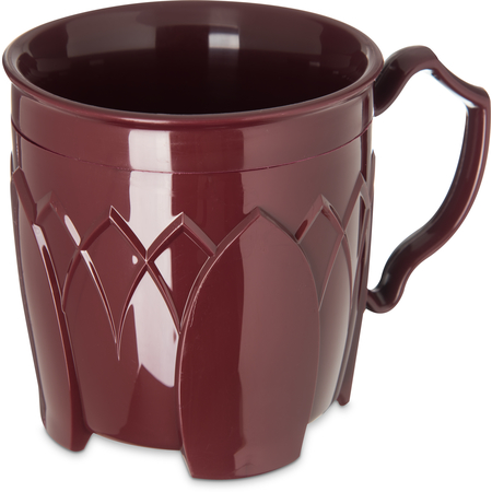 DX500061 - Fenwick Insulated Mug 8 oz (48/cs) - Cranberry