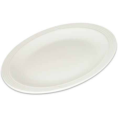 "DX9CP02 - Dinet® Entree Plate 9"" (12/cs) - White"