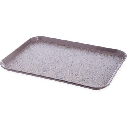 "DXSMC1520NSM31 - Glasteel™ Marble Non-Skid Tray 15"" x 20"" (12/cs) - Latte"