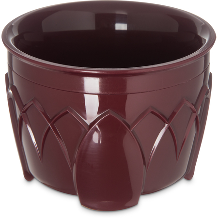 DX520061 - Fenwick Insulated Bowl 5 oz. (48/cs) - Cranberry