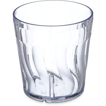 DX4GCOF907 - Crystalon® Tumbler Low Profile 9oz (48/cs) - Clear