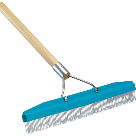 "4575100 - Flo-Pac® Commercial Groomer Carpet Rake 54"" Long x 18"" Wide"