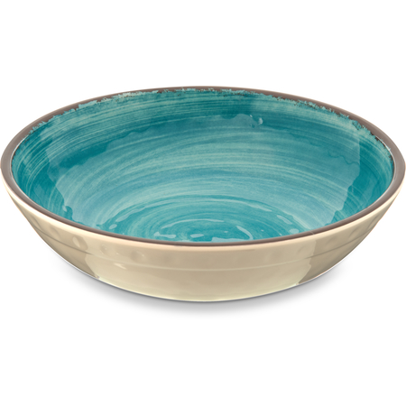 5401915 - Mingle Melamine Cereal Bowl 32 oz - Aqua