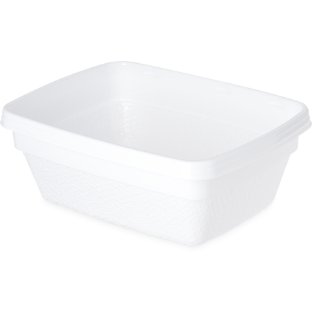DXTT20 - Rectangular Soup Bowl 8 oz (1000/cs) - White