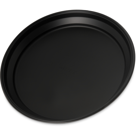 "DXHH1003 - Entree (one compartment) Disposable Plastic Dishware 7-3/4"" (500/cs) - Black"