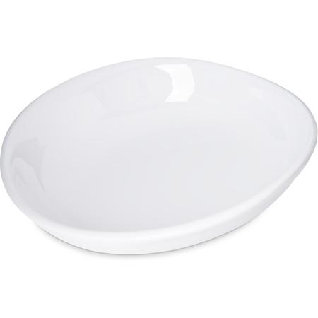 """5300302 - Stadia Melamine Pasta Plate 8.5"""" - White"""