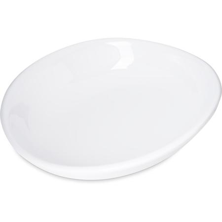 """5300402 - Stadia Melamine Pasta Plate 9.5"""" - White"""