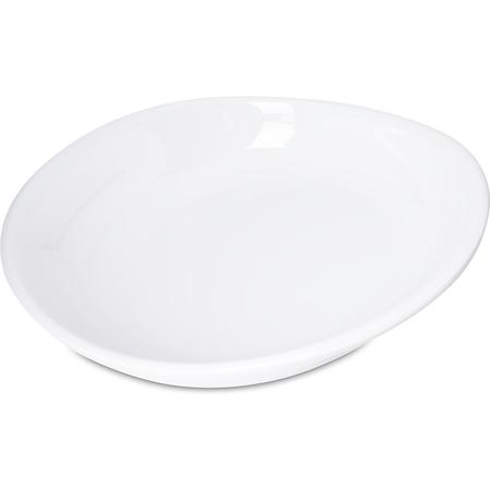 """5300502 - Stadia Melamine Pasta Plate 11.5"""" - White"""