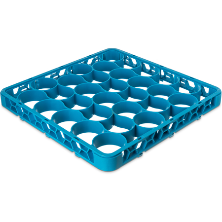 REW30S14 - OptiClean™ NeWave™ Short Glass Rack Extender 30 Compartment - Carlisle Blue