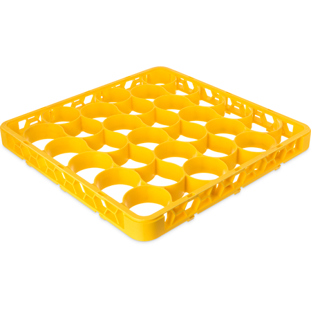 REW30SC04 - OptiClean™ NeWave™ Color-Coded Short Glass Rack Extender 30 Compartment - Yellow