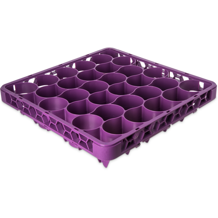 REW30LC89 - OptiClean™ NeWave™ Color-Coded Long Glass Rack Extender 30 Compartment - Lavender