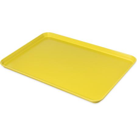 "2618FMTQ302 - Glasteel™ Tray Market 17.9"" x 25.6"" (6ea) - Citrus Yellow"