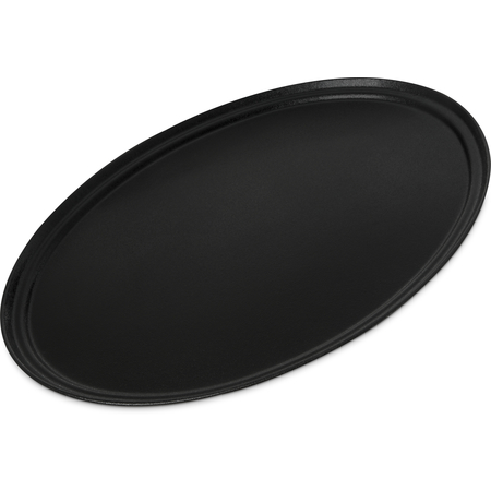 "3100GR2004 - Griptite 2 Oval Tray 31"" x 24"" - Black"