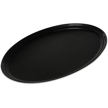 "2500GR2004 - Griptite 2 Oval Tray 24"" x 19"" - Black"