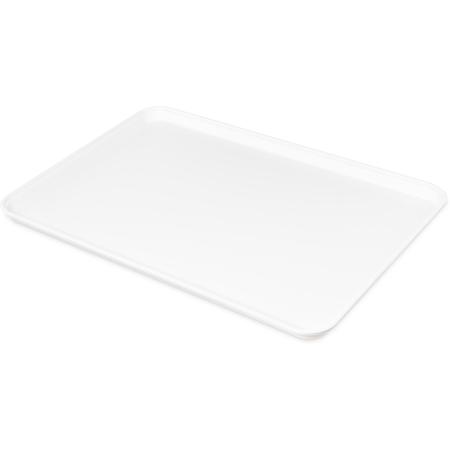 "2618FMTQ301 - Glasteel™ Tray Market 17.9"" x 25.6"" (6ea) - Pearl White"