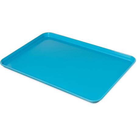 "2618FMTQ306 - Glasteel™ Tray Market 17.9"" x 25.6"" (6ea) - Caribbean Blue"