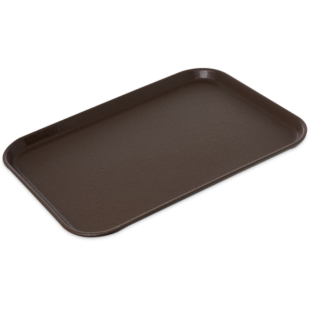 "1612GR2076 - Griptite 2 Rectangle Tray 16"" x 12"" - Brown"