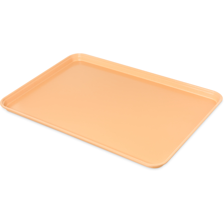 "2618FMTQ303 - Glasteel™ Tray Market 17.9"" x 25.6"" (6ea) - Soft Coral"