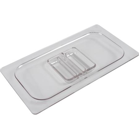 CI7113L - **LID, 1/3 SIZE CHILL-IT PAN - CLEAR