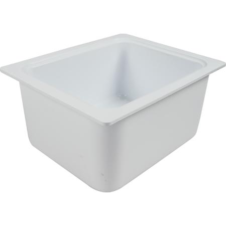 CI7004WH - **CHILL-IT PAN, 1/2 - WHITE