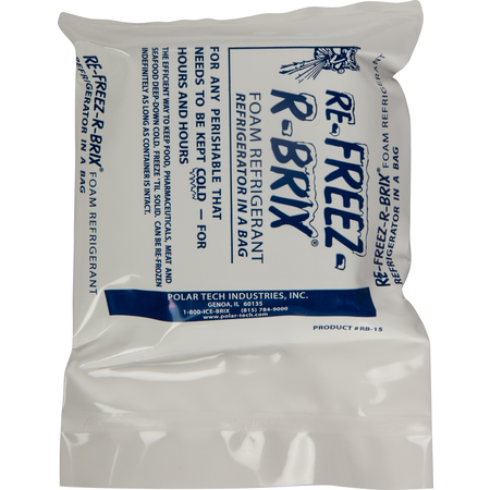 B6180 - ICE PACK, 1EA = 6/CASE