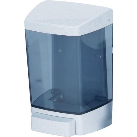 S46TBL - SOAP DISP, 46OZ - BLUE W/LOCK