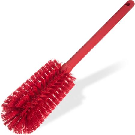 """40001C05 - Sparta® Bottle Brush 16"""" Long - Red"""