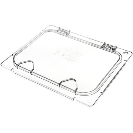 CM10239Z07 - Coldmaster® EZ Access Lid w/ Notch 1/2 size - Clear