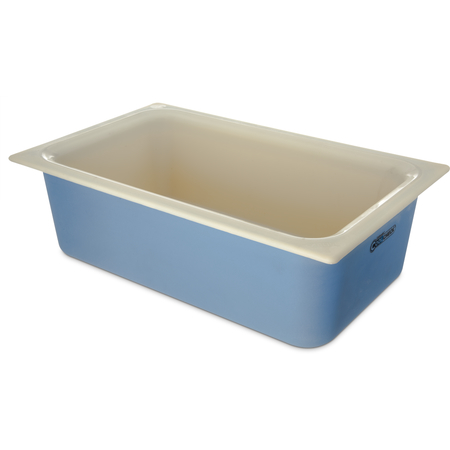 DXCM1100C1402 - Coldmaster® CoolCheck® Full-Size Food Pan 15 qt - White