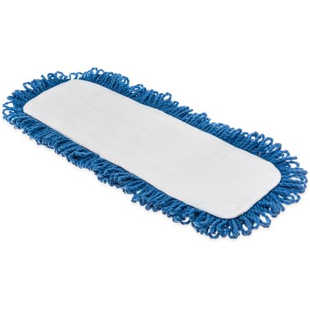 "363311814 - Microfiber Dry Mop Pad 18"" - Blue"