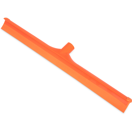 "3656824 - Sparta® Single Blade Squeegee 24"" - Orange"