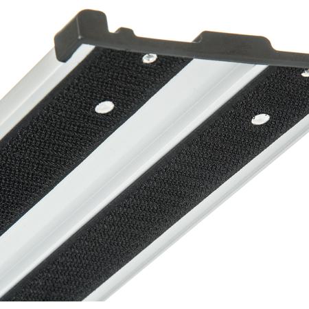 """363353700 - Flat Head Mop 36"""" - Aluminum"""