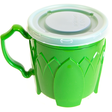 DX5000413 - FENWICK 8OZ MUG COMBO GREEN/BLUE