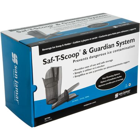 SI7700 - SAF-T-SCOOP & GUARDIAN 20-24OZ