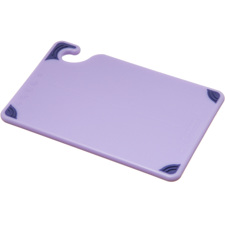 "CBG6938PR - Allergen Saf-T-Grip Cutting Board 6"" x 9"" - Purple"