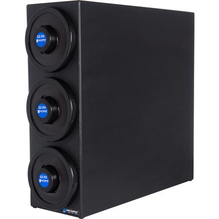 C2903BK - DIMENSION-EZ FIT BOX-(3)DISP-BLACK