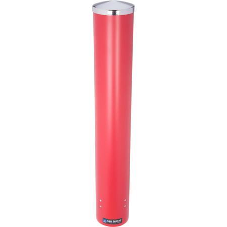 C4210PRD - PULL CUP PAPER DISP RED 23.5 IN