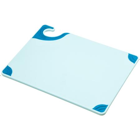 """CBG912BL - Saf-T-Grip Cutting Board 9"""" x 12"""" x 0.375"""" - Blue"""