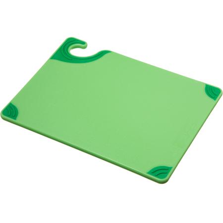 """CBG912GN - Saf-T-Grip Cutting Board 9"""" x 12"""" x 0.375"""" - Green"""