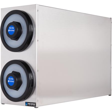 C2802 - EZ-FIT BOX SYS W/(2) EZ-FIT DISP