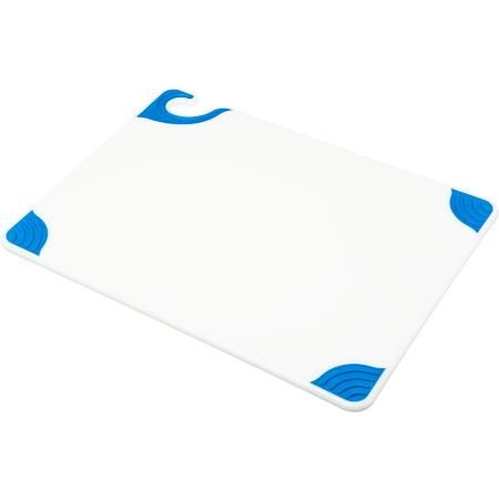 """CBGW152012BL - Saf-T-Grip Cutting Board 15"""" x 20"""" x 0.5"""" - Blue"""