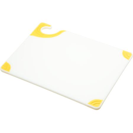 """CBGW912YL - Saf-T-Grip Cutting Board 9"""" x 12"""" x 0.375"""" - Yellow"""