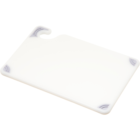 "CBG6938WH - Saf-T-Grip Cutting Board 6"" x 9"" x 0.375"" - White"
