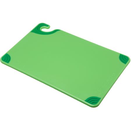 """CBG121812GN - Saf-T-Grip Cutting Board 12"""" x 18"""" x 0.5"""" - Green"""