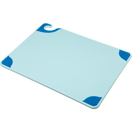 """CBG152012BL - Saf-T-Grip Cutting Board 15"""" x 20"""" x 0.5"""" - Blue"""