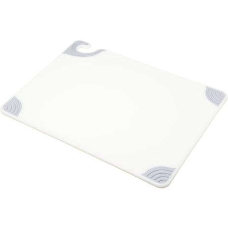 "CBG152012WH - Saf-T-Grip Cutting Board 15"" x 20"" x 0.5"" - White"